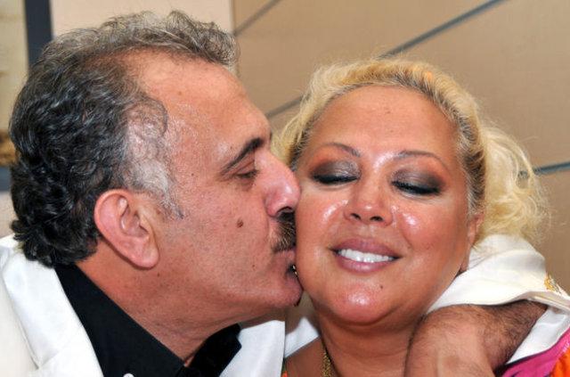 Safiye Soyman ile Faik Öztürk'ün gözyaşları