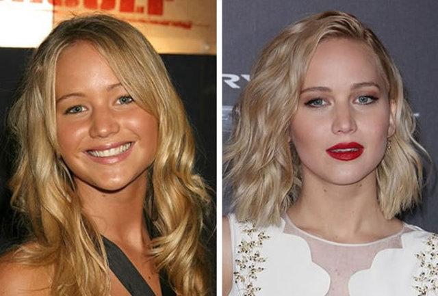 """Saç modelini """"iyi ki"""" değiştiren ünlüler!"""