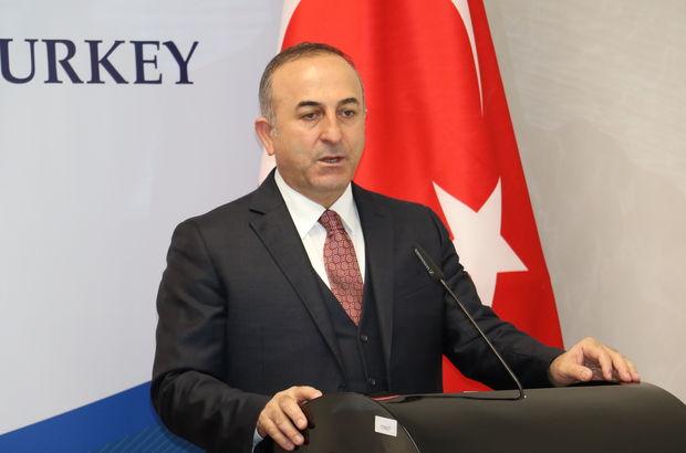 Dışişleri Bakanı Çavuşoğlu, ABD'li mevkidaşı Kerry görüştü