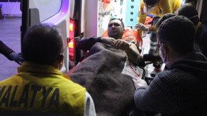 Malatya'da 8 kişi tinerden zehirlendi