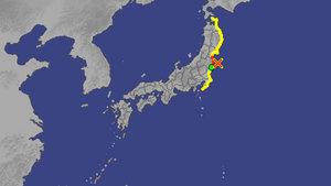 Japonya'da 7.3 şiddetinde deprem! Tsunami uyarısı