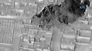 Genelkurmay Fırat Kalkanı Operasyonu ile ilgili yeni görüntüler paylaştı