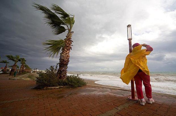 Avustralya'da korkutan fırtına