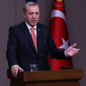 Erdoğan: Geniş mutabakat ile çözülmeli