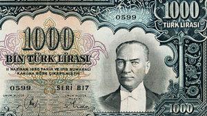 Geçmişten günümüze Türk Lirası