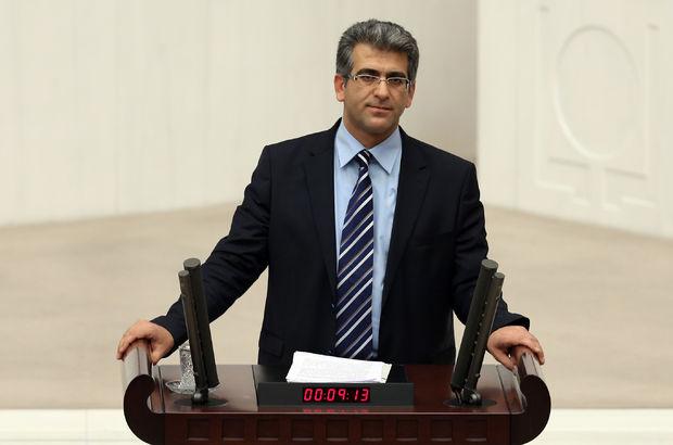 HDP'li Geveri hakkında hapis istemi