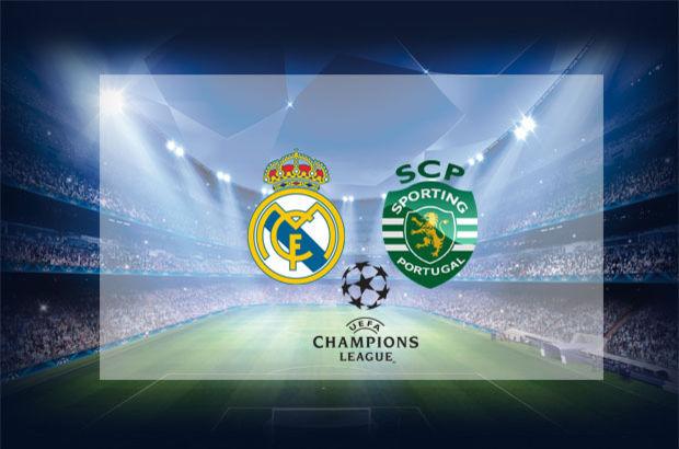 Real Madrid Sporting Lizbon