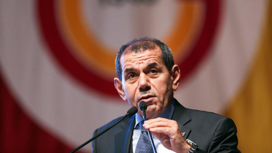 Galatasaray Ahmet Özdoğan Dursun Özbek