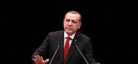 Erdoğan: Sincar'ı PKK'ya yar etmeyiz