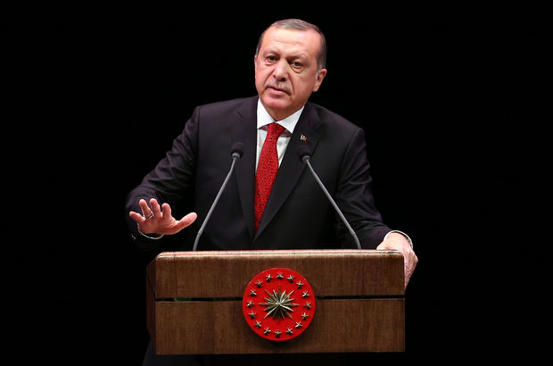Erdoğan: Sincar'ı Batı'ya yar etmeyiz