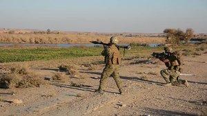 DEAŞ militanları Telafer'den Suriye'ye kaçıyor