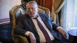 Vladimir Jirinovski: Suriye konusunda üçlü temasların daha verimli olacağı kanaatindeyiz