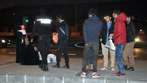 Musul'dan kaçan 352 kişi, Türkiye´ye sığındı