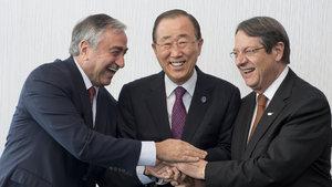 BM'den Kıbrıs liderlerine çözüm çağrısı