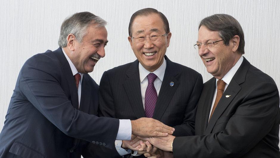 kıbrıs birleşmiş milletler