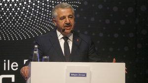 Ulaştırma Bakanı Ahmet Arslan: Ticaret hacmi iki katına çıkarılmalı