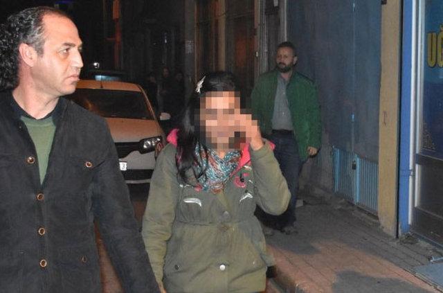 Konya'da fuhuş için müşteri bekleyen kadınlara suçüstü