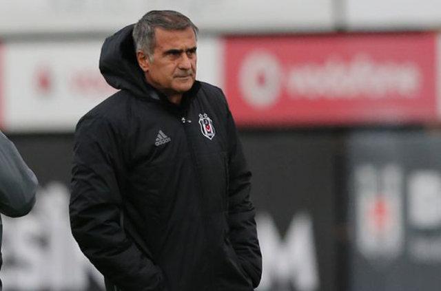 Beşiktaş'ın Benfica maçı 11'i