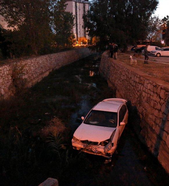 Antalya'da 13 yaşındaki İran'lı turist kaza yaptı