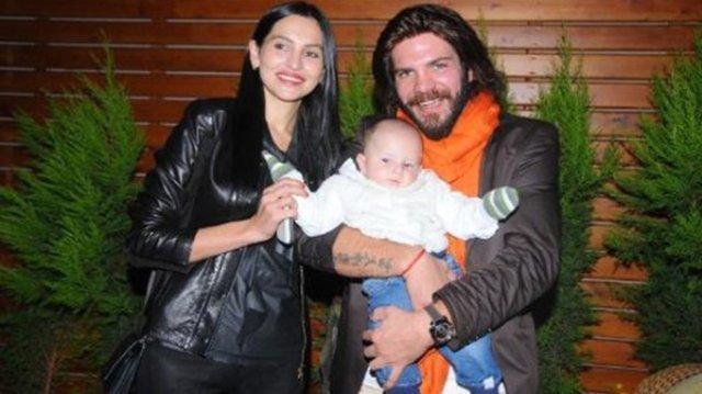 Oyuncu Tolga Karel ikinci kez baba oluyor