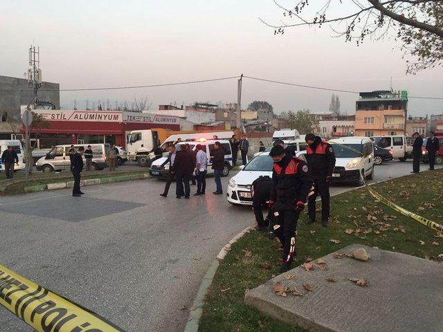 Polisten kaçan şüpheli vurularak yakalandı