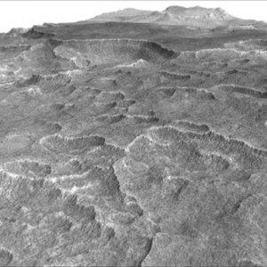 Mars'ta tarihi keşif!