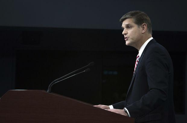 ABD Savunma Bakanlığı Sözcüsü Peter Cook