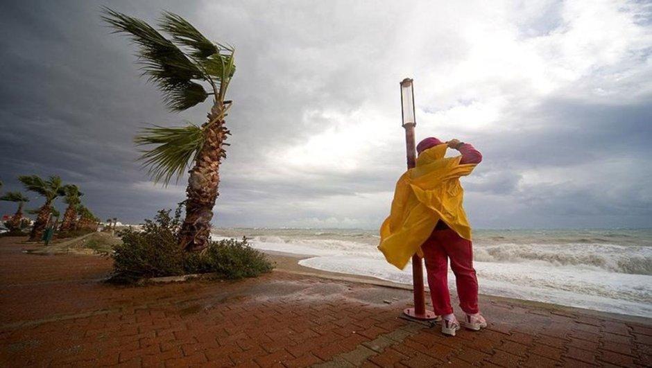 Avustralya'daki fırtına
