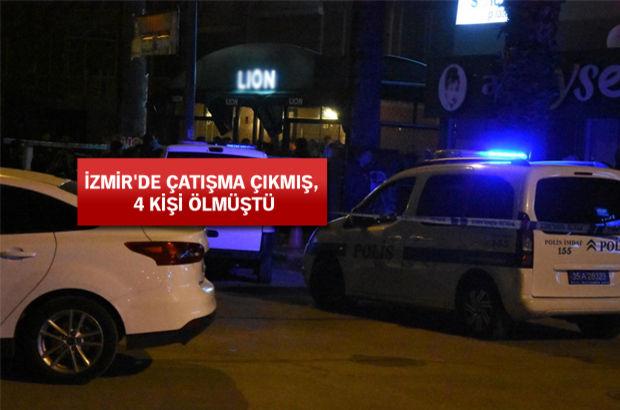 İzmir çatışma Karşıyaka