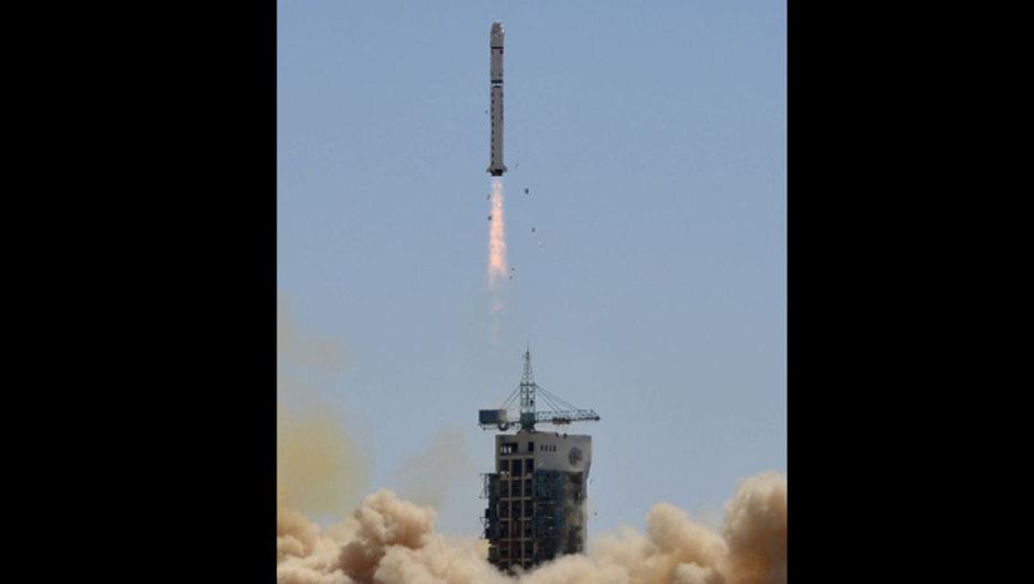 Çin veri yedekleme uydusunu fırlattı