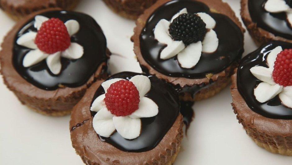 çikolatalı mus tatlısı