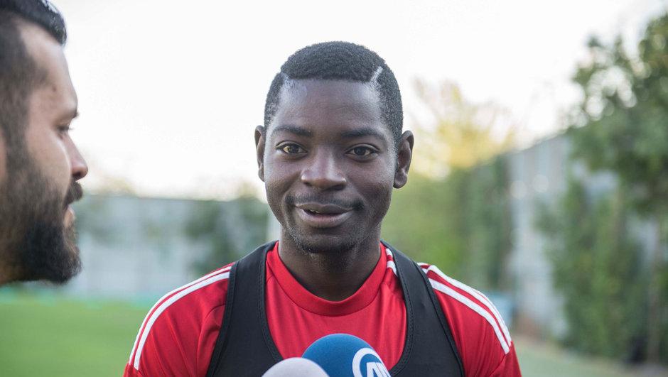 Evans Kangwa Gaziantepspor