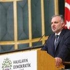 HDP'DEN 'BOYKOT' AÇIKLAMASI