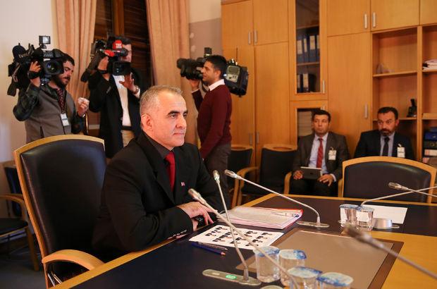 Albay Davut Ala darbe komisyonunda gözyaşlarını tutamadı