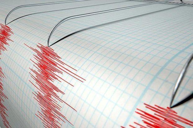Van deprem