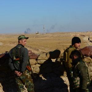 Musul'daki DEAŞ militanlarının Suriye bağlantısı kesildi