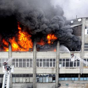 Bayrampaşa'daki yangının çıkış nedeni belli oldu!