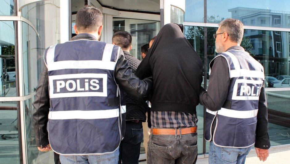 Mersin DAEŞ PKK