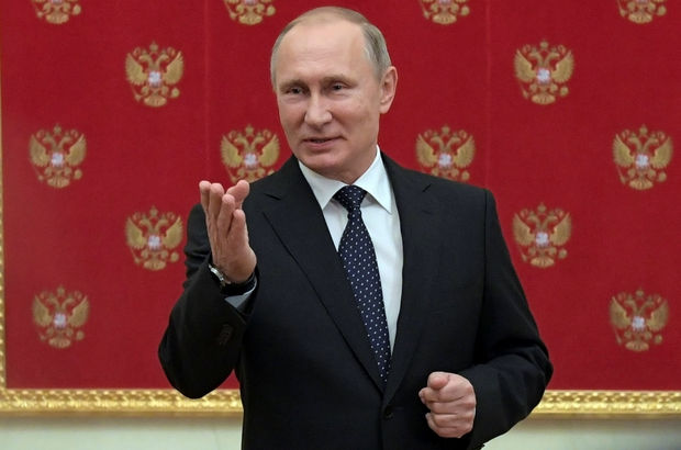 Vladimir Putin'den AP'nin Rusya'ya propaganda suçlamasına yanıt