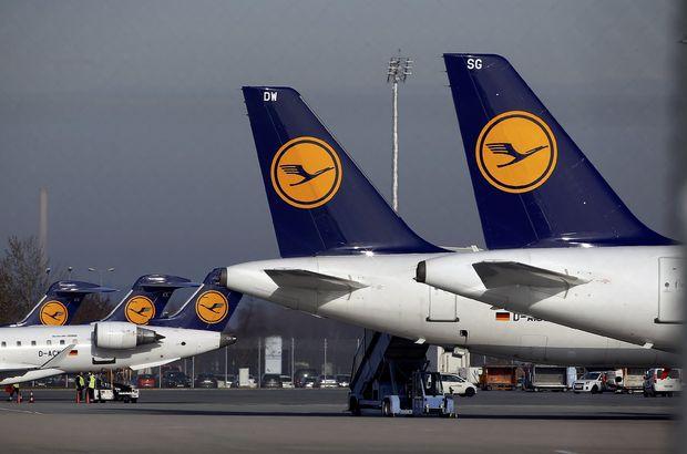 Lufthansa Almanya