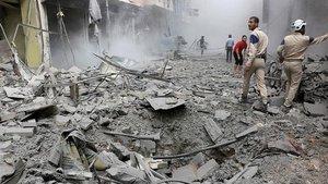 Fransa'da Suriye toplantısı yapılacak