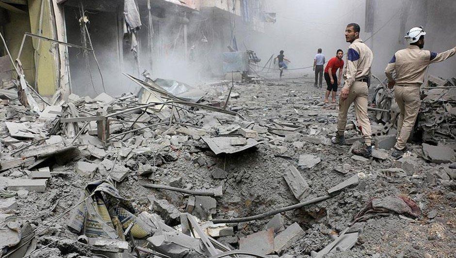 Fransa Suriye