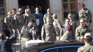Genelkurmay Başkanı Akar, Kilis'te