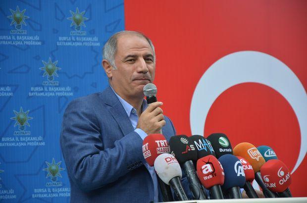 """""""Yeni Türkiye'yi mutlaka inşa etmeliyiz"""""""