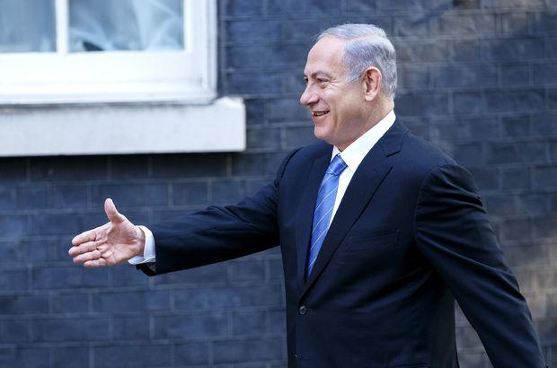 İsrail Binyamin Netanyahu Türkiye