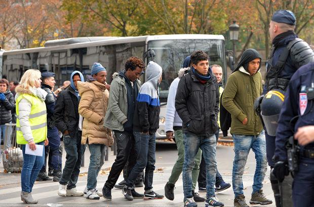 Fransa Sığınmacı krizi