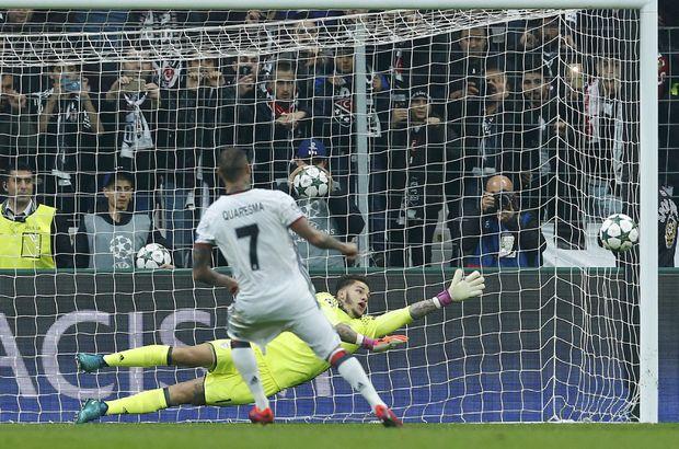 Beşiktaş: 3 - Benfica: 3   maçın özeti htspor arenada