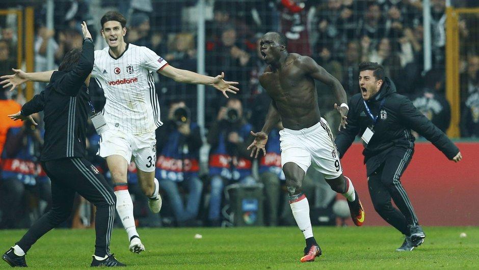Beşiktaş: 3 - Benfica: 3 | maçın özeti htspor arenada