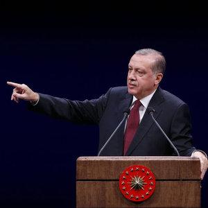 Erdoğan: Hiçbir kıymeti harbiyesi yok