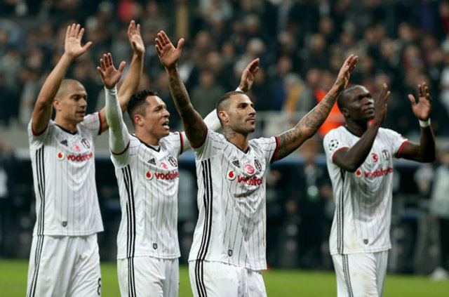 Beşiktaş rekorlara imza attı
